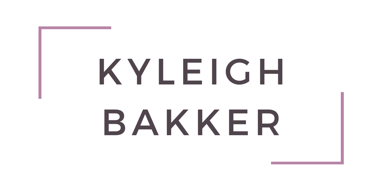 Actress Kyleigh Bakker